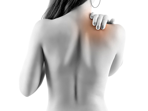 Fibromyalgie massage